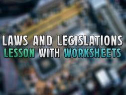 OCR GCSE Computer Science Lesson: Laws and Legislation