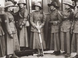 Era of the Great War Changing Role of Women