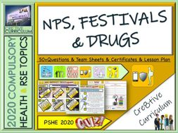NPS Festivals and Drugs Quiz
