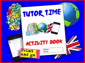 Tutor Time PSHE / Citizenship