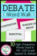 Debate-Word-Wall---Bonus-Definitions.zip