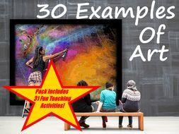 30 examples of art powerpoint presentation 31 fun teaching