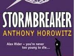 Stormbreaker: Chapter 4.