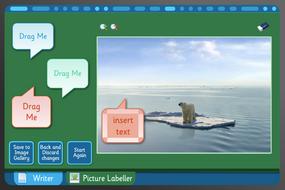 Persuasive Leaflet Writer Interactive Activity - Flooding - KS2 Literacy