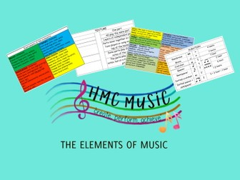 MUSICAL ELEMENTS REVISION AND LISTENING AID