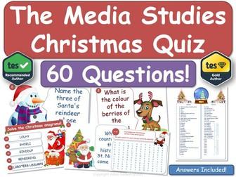 Media Studies Christmas Quiz!