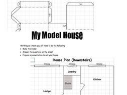 Model House Activity