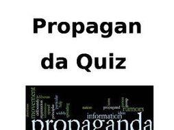 Propaganda Quiz