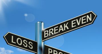 Business Finance: Break Even Lesson 1