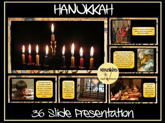 Hanukkah Presentation
