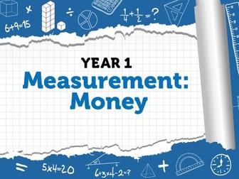 Year 1 - Summer - Week 9 - Money