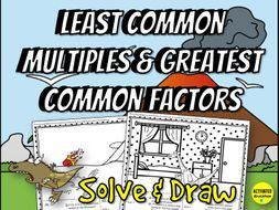 how to solve greatest common factor