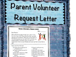 Request For Volunteers Letter from l.imgt.es