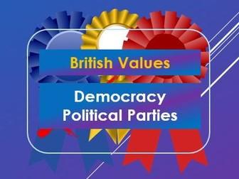 British Values: Citizenship: Political Parties