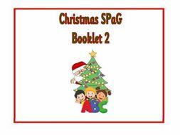 KS1 Christmas SPaG Booklet 2