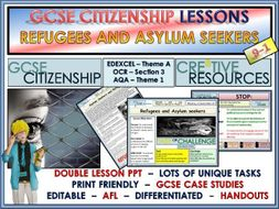 Asylum Seekers and Refugees - Citizenship