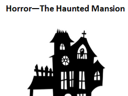 Key Stage 3 Drama Classroom Based Scheme Horror The Haunted Mansion