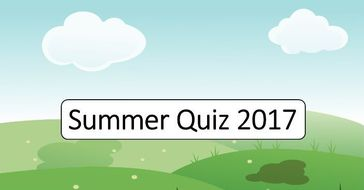 End Of Year Quiz 2017