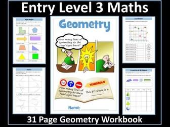 Geometry - AQA Entry Level 3 Maths