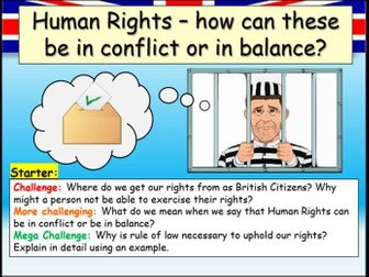 Human Rights In Conflict