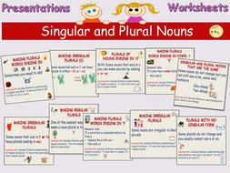 write singular nouns into plural nouns spellings and vice versa presentations worksheets. Black Bedroom Furniture Sets. Home Design Ideas