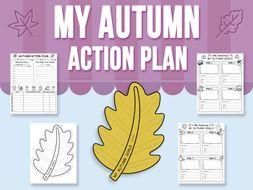 My Autumn - Action Plan
