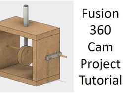 Autodesk Fusion 360 - Cam Project by bobby0204holly