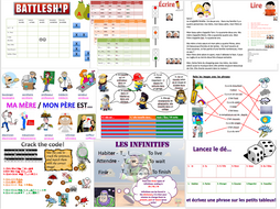 Expo 2  Module 1 (family, jobs, where I live, weather, present tense)- complete topic - differentiated lessons with worksheets and homework