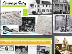 Lindbergh Baby Kidnapping & Murder Trial ~ FBI + Quiz + Flashcards ~ 77 Slides