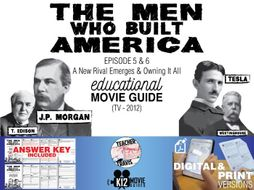 the five men who built america