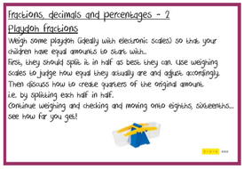 FRACTIONS-DECIMALS---PERCENTAGES-CHALLENGES---RESOURCES-ALL-STAGES.zip