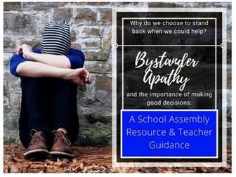 Bystander Apathy & Making Good Choices