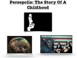 Persepolis - The Story Of A Childhood - Homework & Classwork - Social Responsibility & Global Issues
