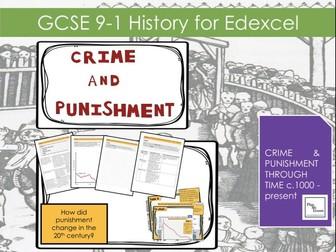 Edexcel GCSE 9-1 Crime & Punishment: Lesson 27 How did Punishment change in the 20th Century?