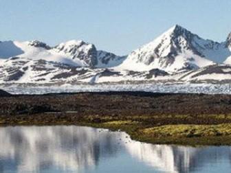 Fragile Nature of Tundra