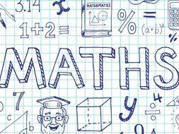 Maths- Automatic Marking sheet