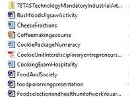 Food Technology 7-10 Mega Bundle