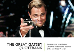 The Great Gatsby Quotebank