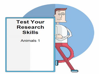 Test Your Research Skills Animals 1