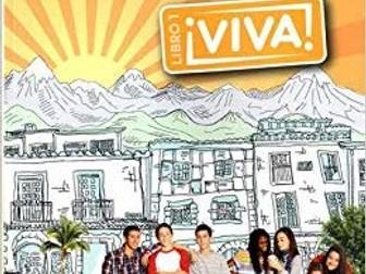 Year 7 Spanish - Whole Lesson - Week 7 - Lesson 1 - Viva 1 - Module 2 - Mi Tiempo Libre - Revision