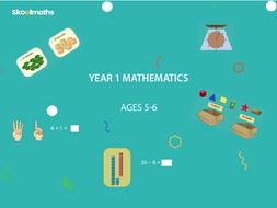 Year 1 Maths Bundle