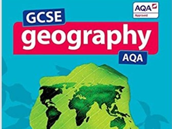 Challenge of Natural Hazards FULL SOW AQA Geography