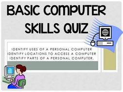 what are computer skills
