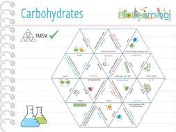 Carbohydrates  - Tarsia (KS5)