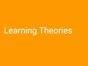 A-Level PE (OCR) Theories of Learning (PowerPoint and Full Resources)