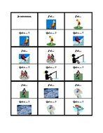 Sports in French J'ai Qui a