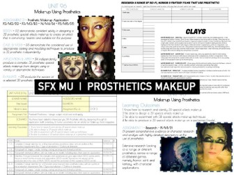 Makeup PROSTHETICS | Full Unit Bundle