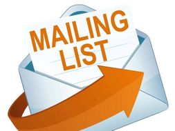 Dudley Schools Mailing List (email only)