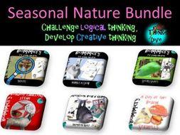 Seasonal Nature Bundle - STEAM, Biomimicry