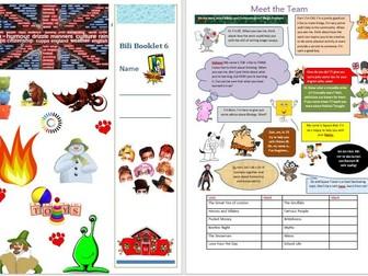 English Language Booklet 11-12